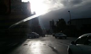 GXR風に撮ってみた市内。ちなみにGALAXY-Sです(笑)。